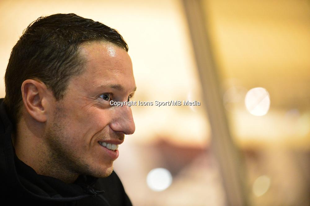 Frederick BOUSQUET -  16.01.2015 - Meeting de Courbevoie 2015<br />Photo : Dave Winter / Icon Sport