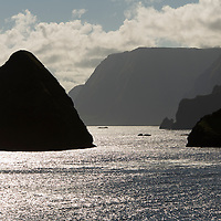 Molokai, Kalaupapa, Kuololimu, Okala Island, Leinaopapio Point, North Molokai Sea Cliffs