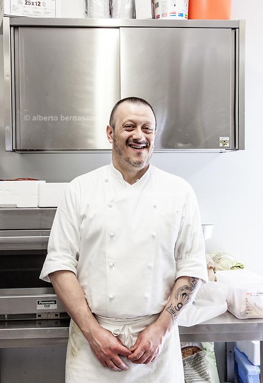Milan, Bollate, InGalera Restaurant: Massimo Sestito