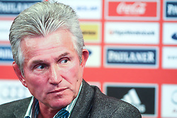 02.07.2011, Allianz Arena, Muenchen, GER, 1.FBL, FC Bayern Muenchen Saisoneroeffnung , im Bild Jupp Heynckes (Trainer Bayern)  , EXPA Pictures © 2011, PhotoCredit: EXPA/ nph/  Straubmeier       ****** out of GER / CRO  / BEL ******