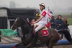 Wesemael Stijn, BEL, <br /> BK Horseball 2018<br /> © Sharon Vandeput<br /> 15:55:36