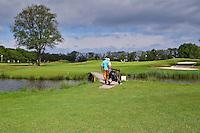 ESBEEK - Hole 18. Midden-Brabant Golfbaan. COPYRIGHT KOEN SUYK