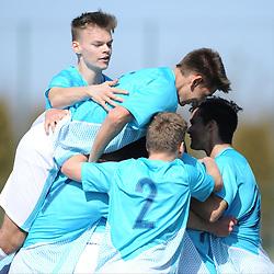 20180310: SRB, Football - Youth Tournament, Slovenia Under-16 vs Norway Under-16