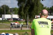 In Amsterdam vindt tijdens Cycle Vision het wereldkampioenschap ligfietsen plaats. Op zondag rijden de fietsers de drie- en zesuursrace.<br /> <br /> In Amsterdam the world championship recumbent cycling is held.