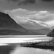 Winter on Loch Etive, Glen Etive