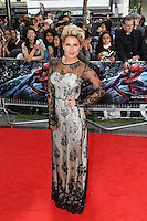LONDON - JUNE 18: Sam Faiers attends the Gala Premiere of 'The Amazing Spider-Man', Leicester Square Gardens, London, UK. June 18, 2012. (Photo by Richard Goldschmidt)
