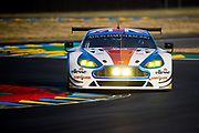 June 13-18, 2017. 24 hours of Le Mans. 98 Beechdean AMR