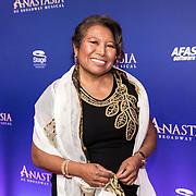 NLD/Scheveningen/20190922- Premiere Musical Anastasia, Justine Pelmelay