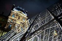 Europa - Paris, museo do Louvre/Louvre museum - foto: Daniel Deák