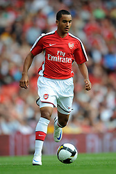 THEO WALCOTT.ARSENAL FC.EMIRATES CUP 2008, LONDON.EMIRATES STADIUM, LONDON, ENGLAND.02 August 2008.DIU82362..  .WARNING! This Photograph May Only Be Used For Newspaper And/Or Magazine Editorial Purposes..May Not Be Used For, Internet/Online Usage Nor For Publications Involving 1 player, 1 Club Or 1 Competition,.Without Written Authorisation From Football DataCo Ltd..For Any Queries, Please Contact Football DataCo Ltd on +44 (0) 207 864 9121