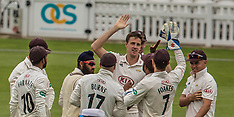 22 Aug 2018 - Surrey v Lancashire. Specsavers County Championship - day four