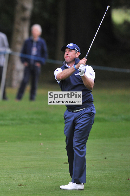 Lee Westwood  England,  British Masters, European Tour, Woburn Golf Club, 8th October 2015British Masters, European Tour, Woburn Golf Club, 8th October 2015