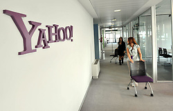 October 4,  2016.Yahoo secretly scanned millions of its users email accounts on behalf of US Intelligence, according to a Reuters report..Archive file / italy, Milan 2013 (Credit Image: © Piaggesi/Fotogramma/Ropi via ZUMA Press)