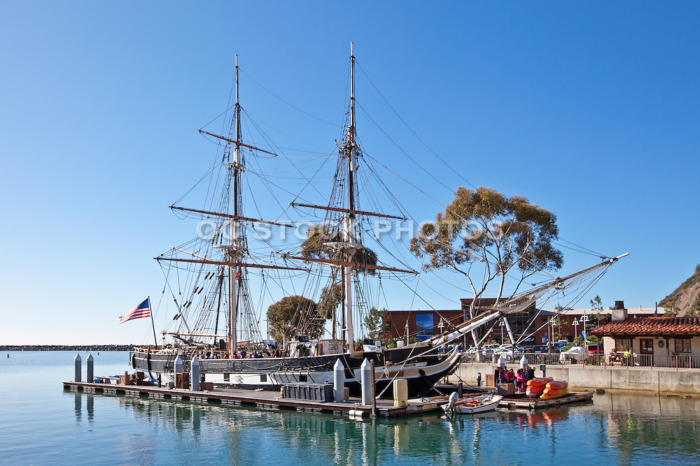 The Spirit Of Dana Point Topsail Scooner
