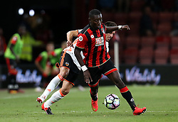 Max Gradel of Bournemouth runs with the ball - Mandatory by-line: Robbie Stephenson/JMP - 03/08/2016 - FOOTBALL - Vitality Stadium - Bournemouth, England - AFC Bournemouth v Valencia - Pre-season friendly