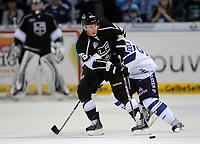 Ishockey<br /> NHL USA<br /> 04.10.2011<br /> Foto: Witters/Digitalsport<br /> NORWAY ONLY<br /> <br /> Slava Voynov (Kings)<br /> <br /> Eishockey, Compuware NHL Challenge, Hamburg Freezers - Los Angeles Kings