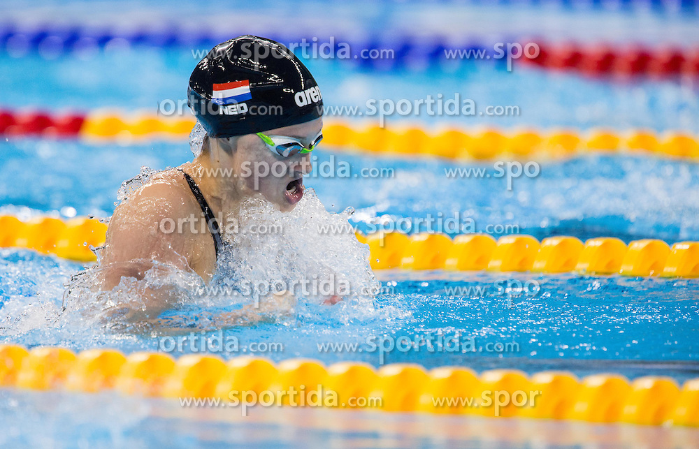Chantalle Zijderveld of Netherlands competes in Swimming Women's 100m Breaststroke - SB9 Heat during the Rio 2016 Summer Paralympics Games on September 8, 2016 in Olympic Aquatics Stadium, Rio de Janeiro, Brazil. Photo by Vid Ponikvar / Sportida