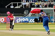 CLT20 Match 18 - Sydney Sixers v Mumbai Indians