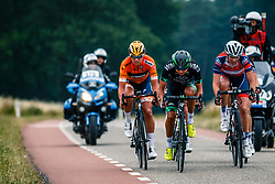 Leading group with Chantal Blaak of Boels Dolmans Cycling Team and Anouska Koster of WM3 Procycling Team during 2017 National Road Race Championships Netherlands for Women Elite, Montferland, The Netherlands, 24 June 2017. Photo by Pim Nijland / PelotonPhotos.com | All photos usage must carry mandatory copyright credit (Peloton Photos | Pim Nijland)