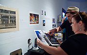 The New Orleans Photo Alliance's Push Pin Show & Renewal Rendezvous at home space gallery