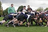 Sawson RFC. Rugby Match. 22-10-2005