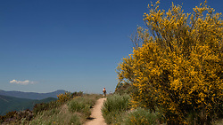 12-06-2017 SPA: We hike to change diabetes day 3, El Acebo de San Miguel<br /> De tweede dag Rabanal del Camino naar Acebo de San Miguel. Een tocht van 18 km door heuvelachtig landschap maar in een hitte van 30 graden.