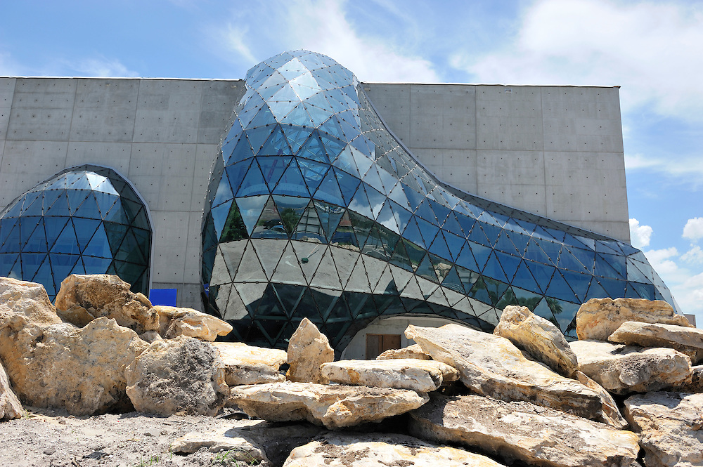 New Salvador Dali Museum, St. Petersburg, Florida, USA