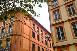 Modern architecture in the Pink City - Toulouse, FRance<br /> <br /> (c) Andrew Wilson | Edinburgh Elite media