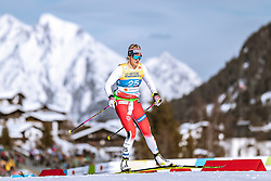 21.02.2019, Langlauf Arena, Seefeld, AUT, FIS Weltmeisterschaften Ski Nordisch, Seefeld 2019, Langlauf, Damen, Sprint, im Bild Mari Eide (NOR) // Mari Eide of Norway during the ladie's Sprint competition of the FIS Nordic Ski World Championships 2019. Langlauf Arena in Seefeld, Austria on 2019/02/21. EXPA Pictures © 2019, PhotoCredit: EXPA/ Dominik Angerer