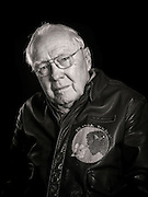 "D.R. ""Duke"" Brown was a B-17 flight engineer and top turret gunner, completing 33 missions with the 94th Bomb Group.  His crew often launched as an ""airborne spare"", taking the place of other aircraft that dropped out of the formation.   <br />