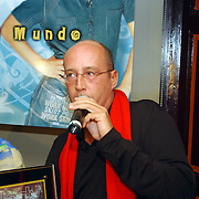 Gouden CD Jody Bernal, Daniel Dekker