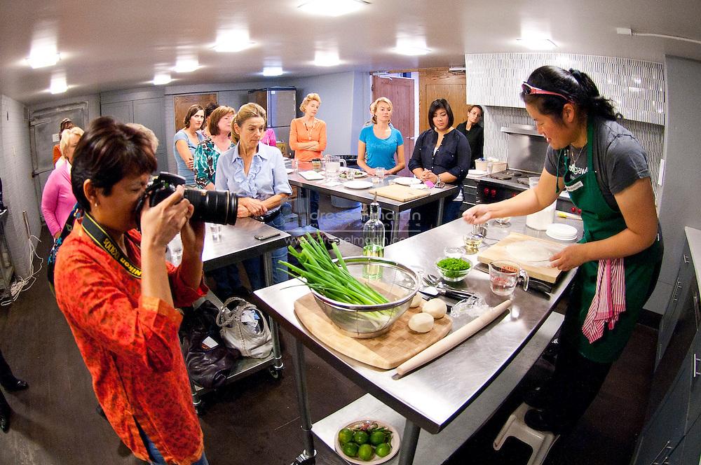 DBG cooking class