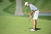 Stevenson Men's Golf held their fall invitational on Saturday afternoon at Piney Branch Golf Course in Hampstead.