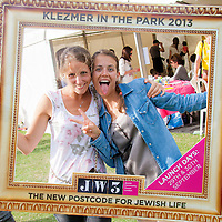 JW3 at Klezmer in the Park 01.09.2013