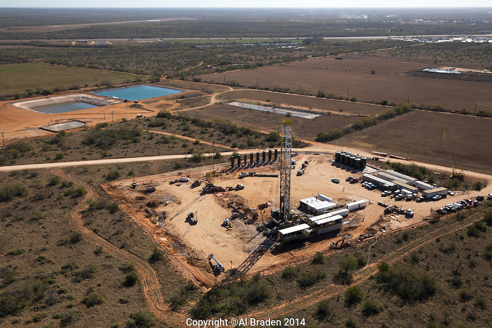 Drilling and consolidation, Cotulla, TX