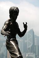 Bruce Lee statue, Hong Kong