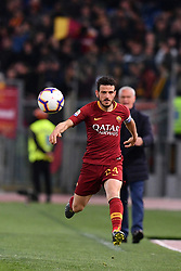 May 12, 2019 - Roma, Italia - Foto Alfredo Falcone - LaPresse.12/05/2019 Roma ( Italia).Sport Calcio.Roma - Juventus.Campionato di Calcio Serie A Tim 2018 2019 - Stadio Olimpico di Roma.Nella foto:florenzi..Photo Alfredo Falcone - LaPresse.12/05/2019 Roma (Italy).Sport Soccer.Roma - Juventus.Italian Football Championship League A Tim 2018 2019 - Olimpico Stadium of Roma.In the pic:florenzi (Credit Image: © Alfredo Falcone/Lapresse via ZUMA Press)