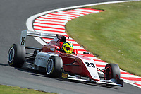 #25 Nick WORM (GER) Hillspeed during British F3 Championship as part of the BRDC British F3/GT Championship Meeting at Oulton Park, Little Budworth, Cheshire, United Kingdom. April 15 2017. World Copyright Peter Taylor/PSP.