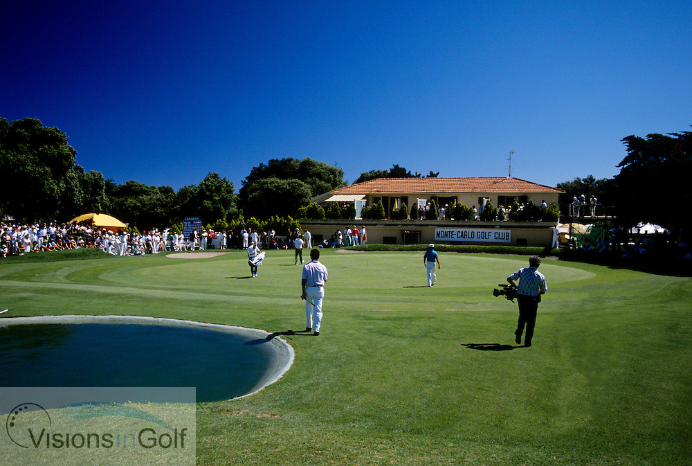 Mont Agel GC, Monte Carlo, France<br /> <br /> Photo Credit : Mark Newcombe / visionsingolf.com