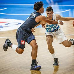 20190727: GRE, Basketball - FIBA U18 European Championship Volos 2019, Slovenia vs France