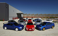 WRX Group Shoot