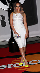 Rebecca Ferguson arriving at the BRIT Awards in London, Wednesday, 19th February 2014. Picture by Stephen Lock / i-Images
