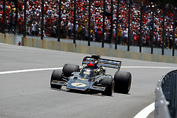 Motorsports / Formula 1: World Championship 2010, GP of Brazil, Emerson Fittipaldi (BRA)