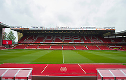 General view inside The city Ground. - Mandatory by-line: Alex James/JMP - 28/04/2018 - FOOTBALL - The City Ground - Nottingham, England - Nottingham Forest v Bristol City - Sky Bet Championship