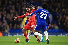 Chelsea v Swansea, 29 Nov 2017