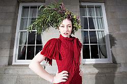 Repro Free: 18/01/2015 <br /> Model January Russell is pictured at the opening Showcase 2015 presenting the best of fashion from leading Irish designers  this week at Ireland&rsquo;s largest international trade fair.  Showcase runs in the RDS until Wednesday 21st January.  <br /> For more information visit <br /> www.showcaseireland.com. <br /> Picture Andres Poveda