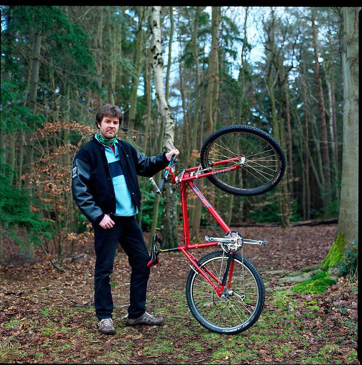 retro mountain bike components