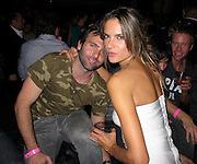 Alessandra Ambrosio and Jamie Mazur..Victoria's Secret 15th Swimsuit Anniversary..Trousdale Nightclub..Beverly Hill, CA, USA..Thursday, March 25, 2010..Photo ByCelebrityVibe.com.To license this image please call (212) 410 5354; or Email:CelebrityVibe@gmail.com ;.website: www.CelebrityVibe.com.