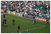 England v Scotland. 19-3-05. Advertising images. 6 Nations. Season 2004-2005