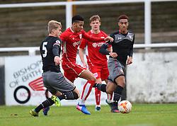 Lloyd Kelly of Bristol City U23 - Mandatory by-line: Paul Knight/JMP - 16/02/2017 - FOOTBALL - Twerton Park - Bath, England - Bristol City U23 v Southampton U23 - Premier League 2 Cup
